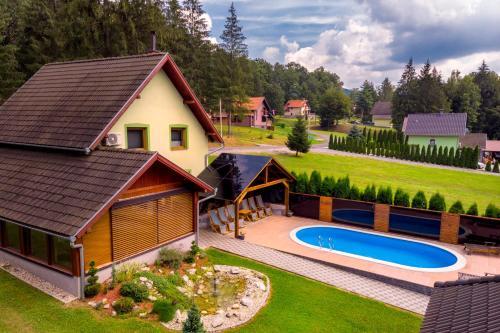 Vila Sara, Brestovac