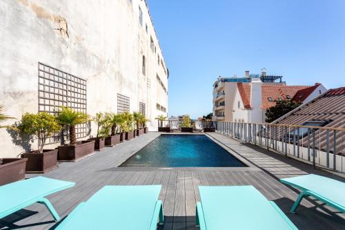 Chalet Estoril Luxury Apartment, Cascais
