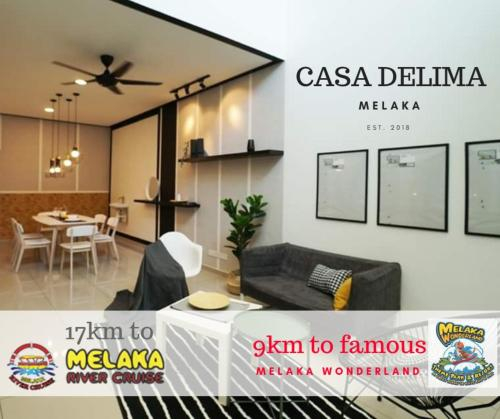 Casa Delima Holiday Home, Alor Gajah