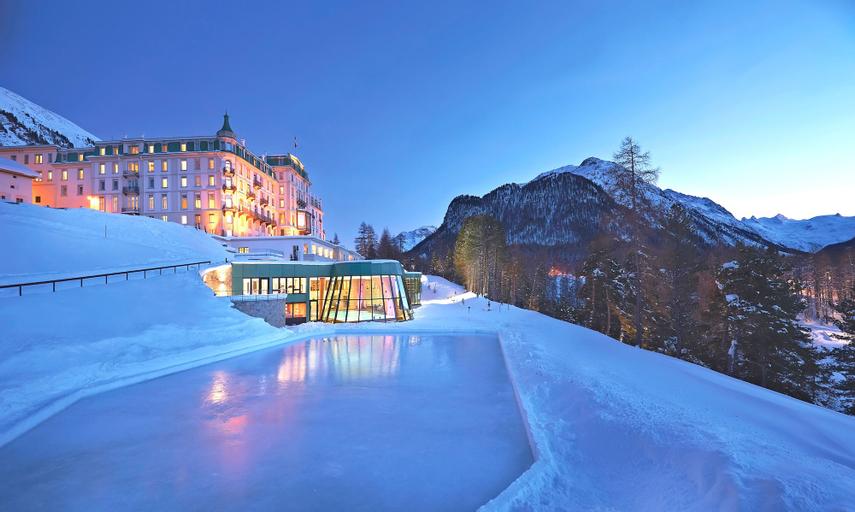 Grand Hotel Kronenhof, Maloja