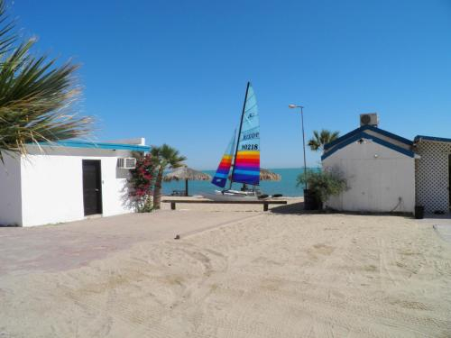 #40 Bungalow Seaside Hotel & Victors RV Park, Mexicali