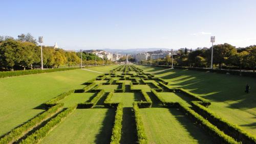 Garden Room, Lisboa