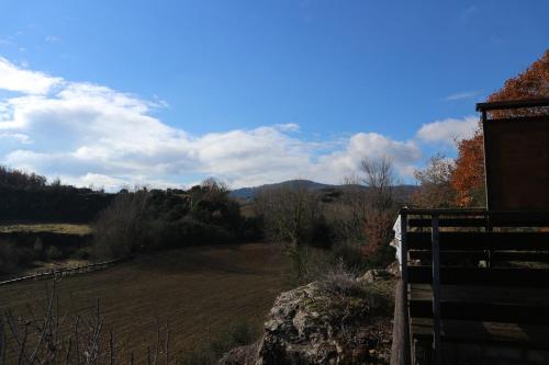 La terrazza sul vulcano, Terni
