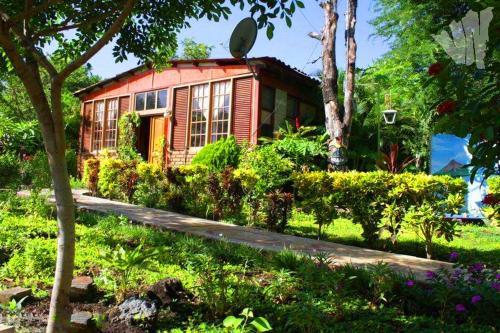 Hotel Tapalaguis, Lago de Managua