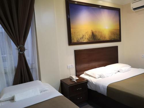 HOTEL KOMP1T Sungai Besar, Sabak Bernam