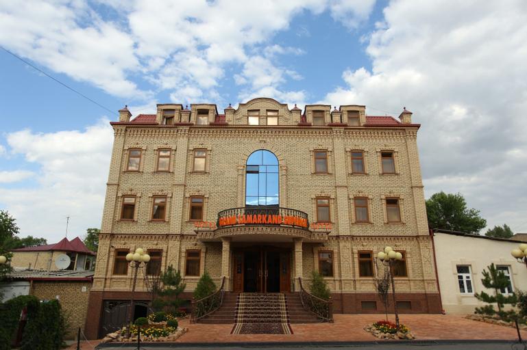 Hotel Grand Samarkand, Oqdaryo
