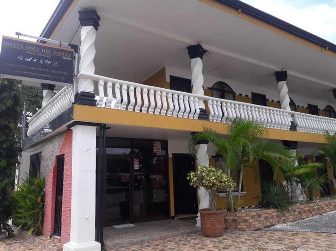 Hotel Osly Del Norte, Barú