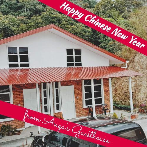 Angas guesthouse kundasang, Ranau