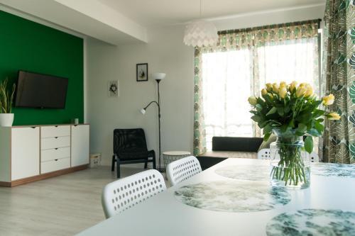 Zielone Apartamenty, Lubań