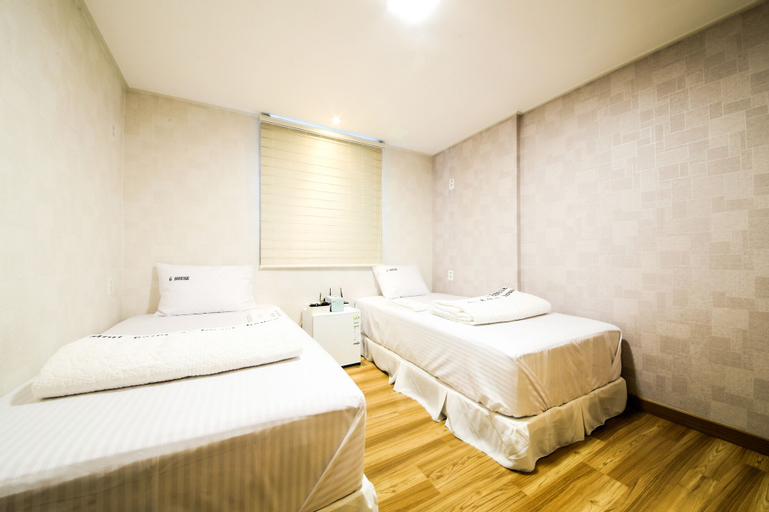 G HOUSE Mini Hotel & Guest House - Hostel, Gyeongju