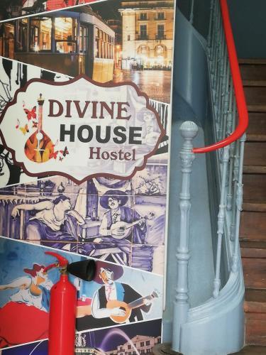 Divine House of Graca, Lisboa