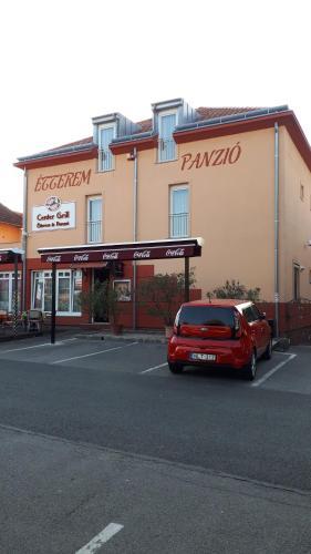 Center panzio, Pécs