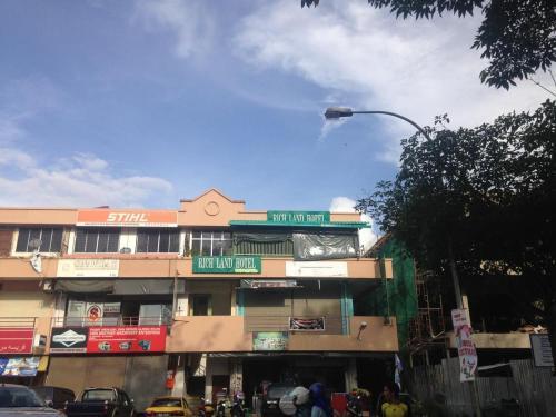 Richland Hotel, Ranau