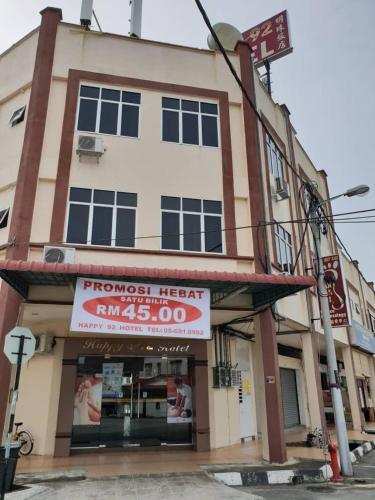 Happy 92 Hotel, Manjung