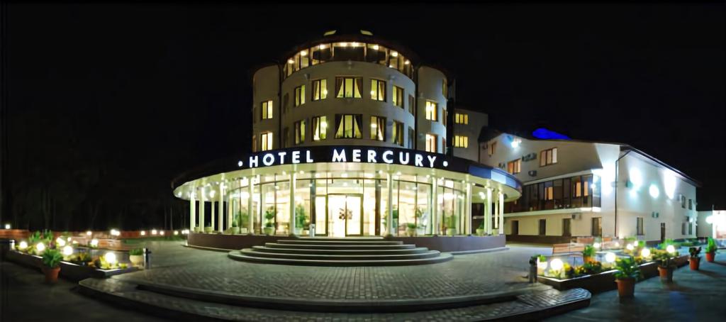 Mercury Hotel, Kharkivs'kyi