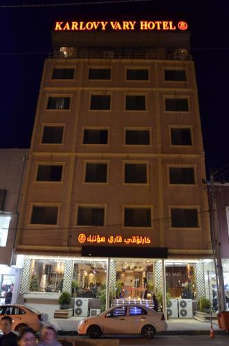 KarlovyVary Hotel Ankawa, Arbil