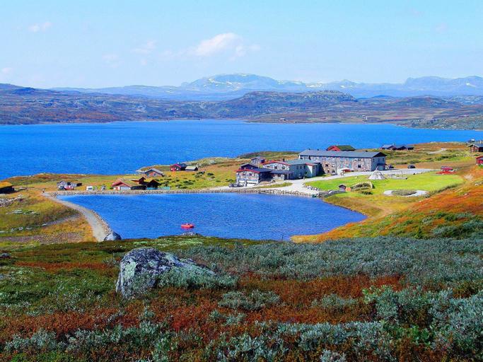 Rødungstøl Høyfjellshotell, Ål