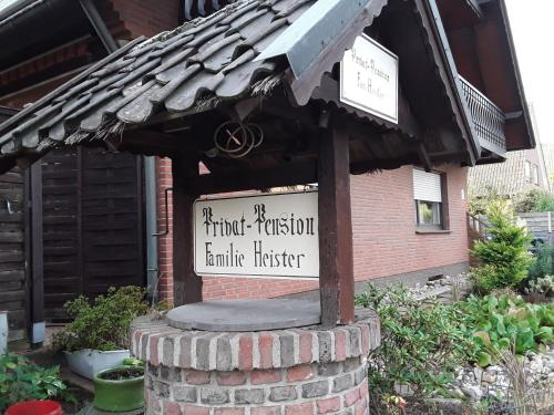Pension Heister, Borken
