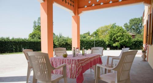 agriturismo da rosy casa marina, Padua