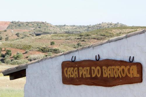 Casa Paz do Barrocal, Alcoutim