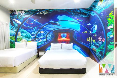 15pax★Double Story★Love of Diver★Sitiawan★玩转实兆远★By Wodages, Manjung