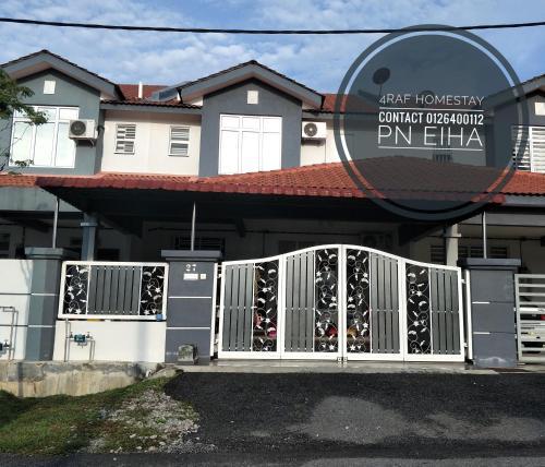 4Raf Homestay, Kota Melaka