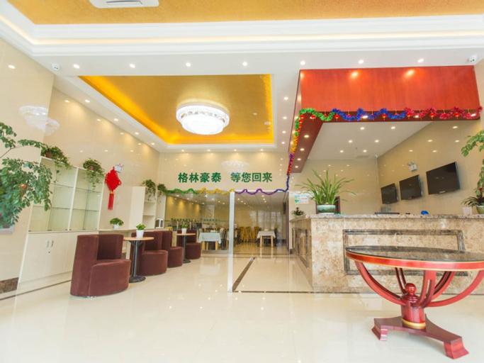 GreenTree Inn New District Hospital of People s Hospital MingLiu Express Hotel, Taizhou