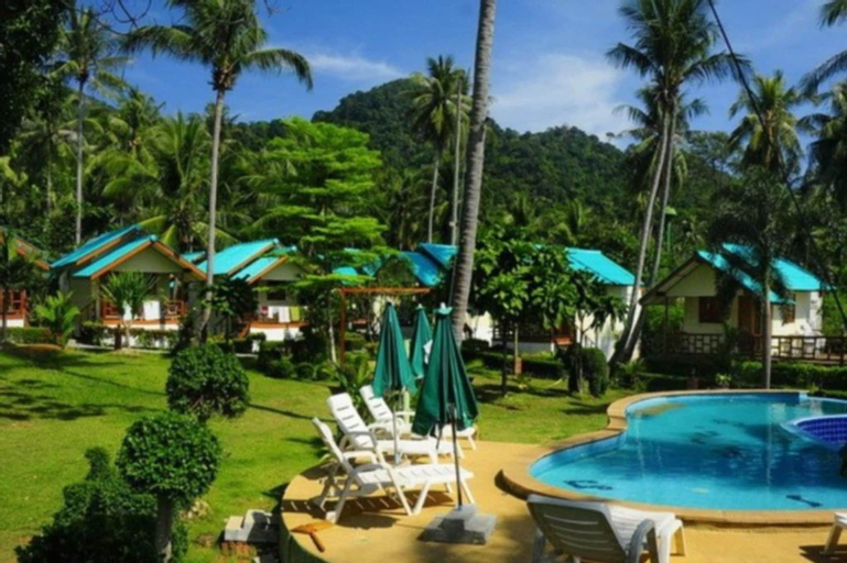 Green Cottage Beach Resort, K. Ko Chang