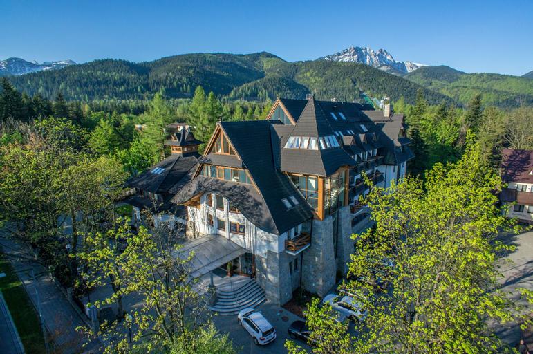 Hotel Crocus, Tatra