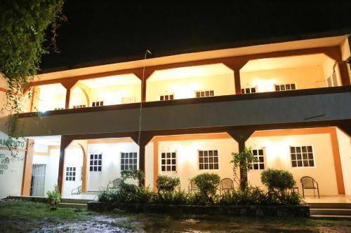 Hotel Santa Rita, Axtla de Terrazas