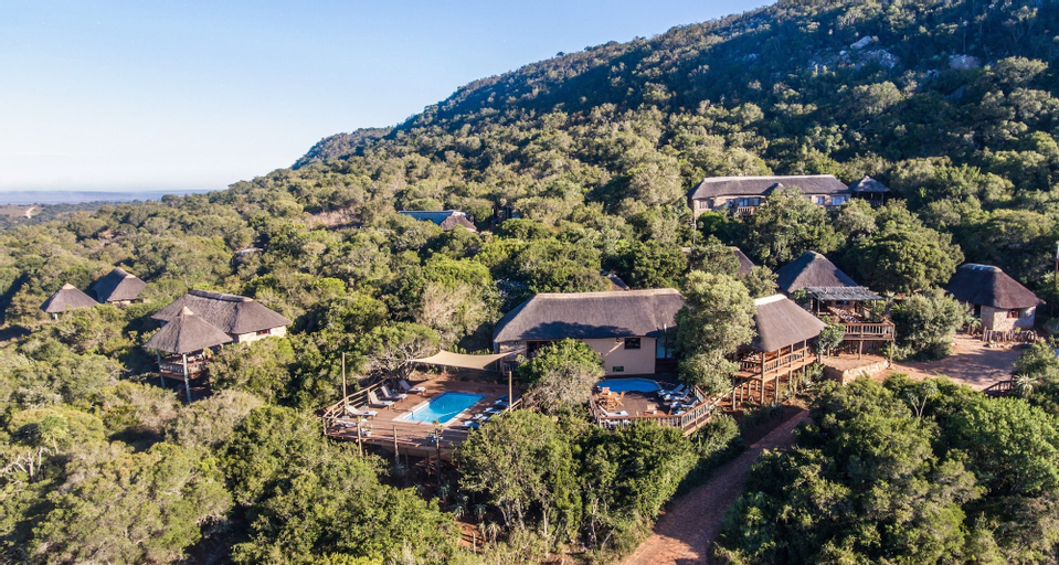 Woodbury Lodge-Amakhala Game Reserve, Cacadu
