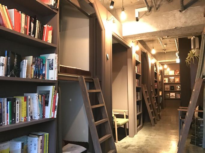 Book Tea Bed GINZA - Hostel, Minato