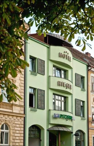 Hotel Rieger Garni, Jičín