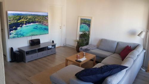 Alex King´s apartment, Skien