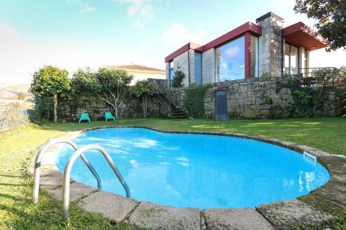Casa com Piscina em Cerveira, Vila Nova de Cerveira