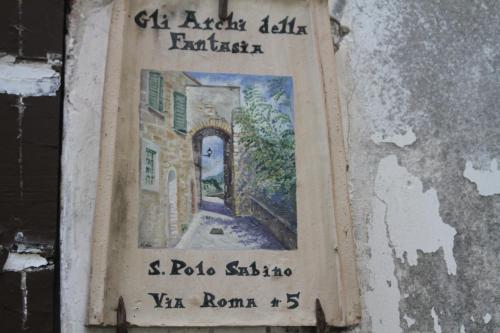 Borgo Sabino( casa mia), Rieti