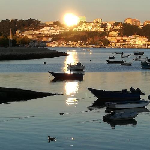 My home abroad, Porto