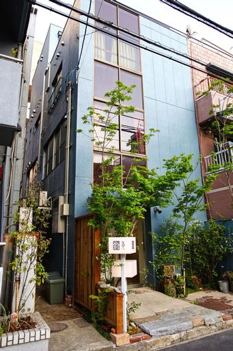 Konyamachi Guest House Kuku - Hostel, Takamatsu