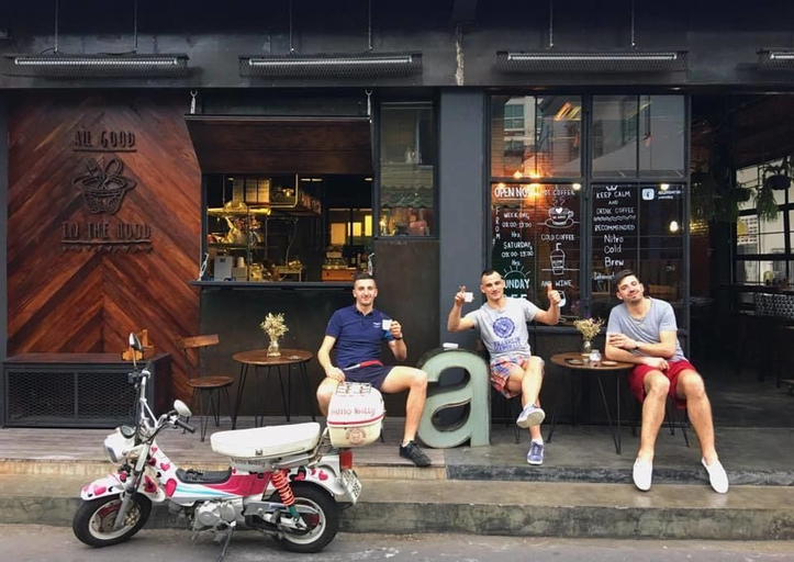 All That Bangkok Hostel, Bang Rak