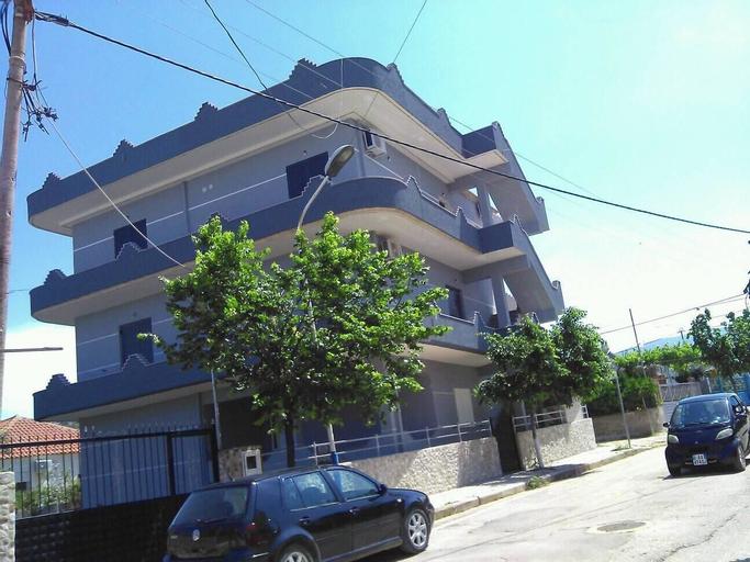 Vila Krisangjelo, Sarandës