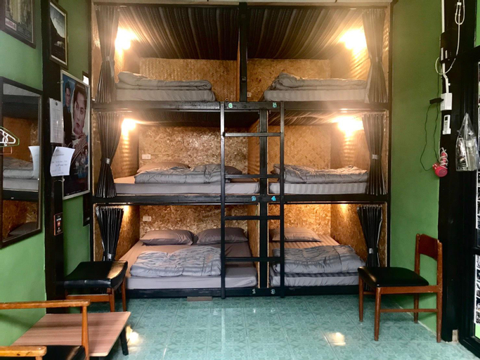 Pai way hostel, Pai