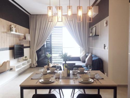 Petalz Residences Homestay by Push Global, Kuala Lumpur