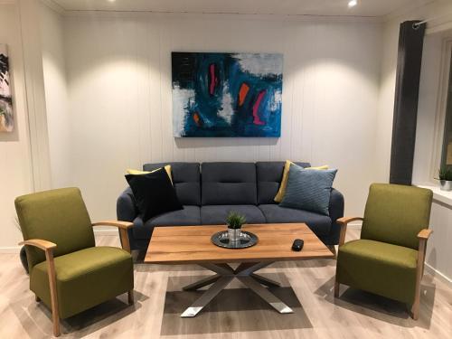 Teron Apartments, Voss