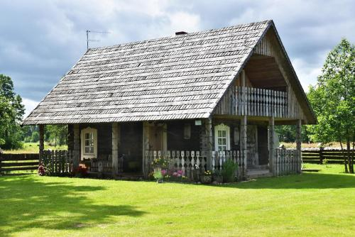 Gerviu giesme - country homestead, Šakių