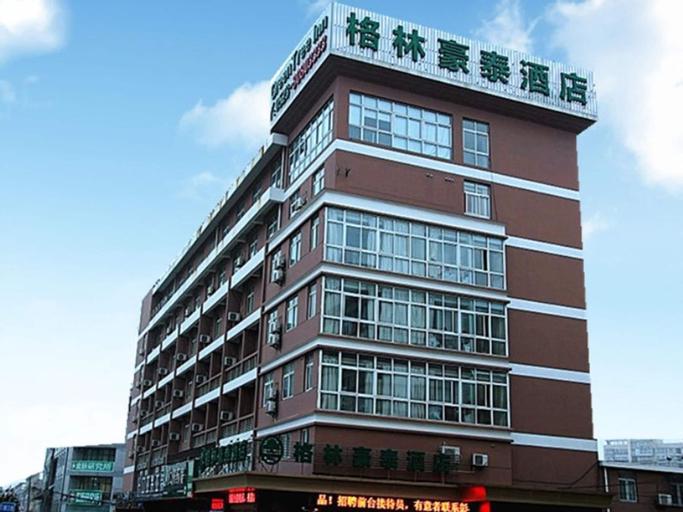 GreenTree Inn Taizhou Jichuan Road Wanda Plaza Business Hotel, Taizhou