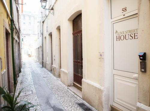 Olive Street House, Coimbra