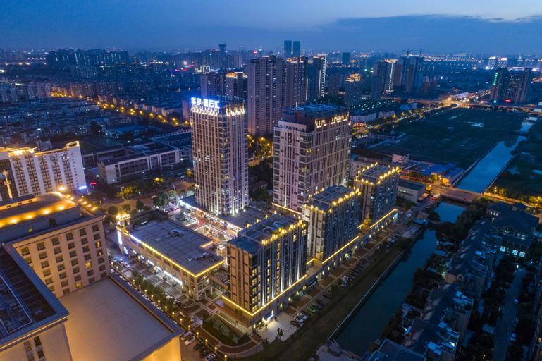 Pushi Serviced Apartment, Suzhou