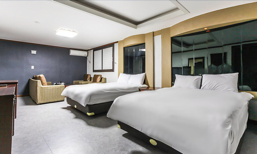 Donghae Gloria Tourist Hotel, Donghae