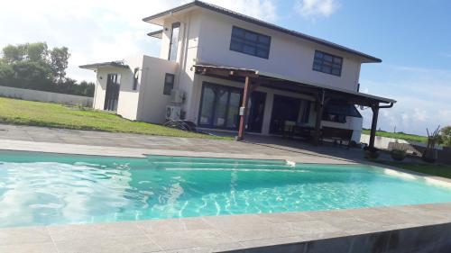 Jag's villa,
