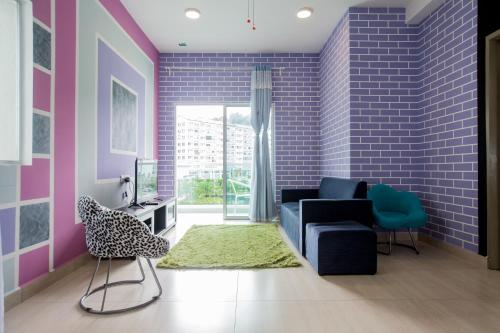 ICOLOR HOME & STAY CH1, Cameron Highlands